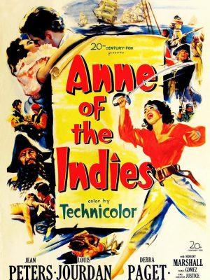 La mujer pirata (Anne of the Indies)