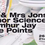 METACÍRCULO: Mr & Mrs Jonson + Minor Science + Cumhur Jay + Five Points