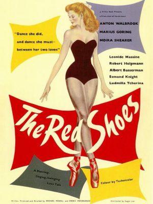 Las zapatillas rojas (The Red Shoes)
