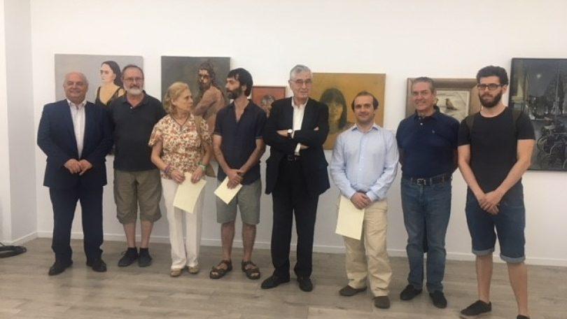 Reunión / Fallo del XXV Concurso de Pintura y Grabado 2018 del Círculo de Bellas Artes