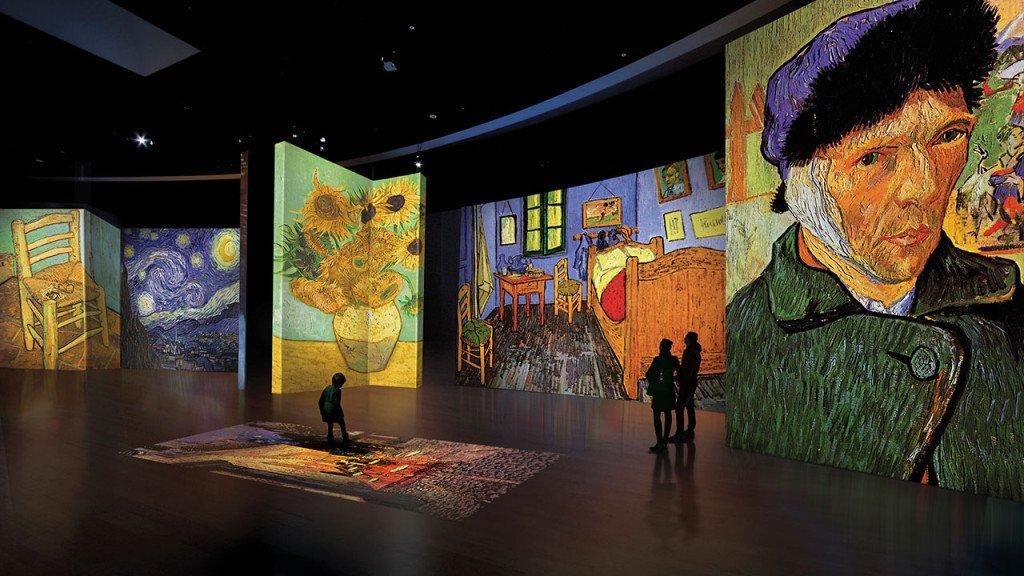 Resultado de imagen de Van Gogh Alive - The Experience