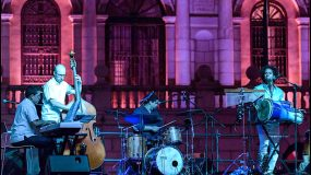 Yuvisney Aguilar & Afro Cuban Jazz Quartet