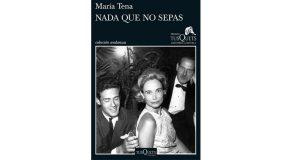 Presentación del libro de María Tena: Nada que no sepas