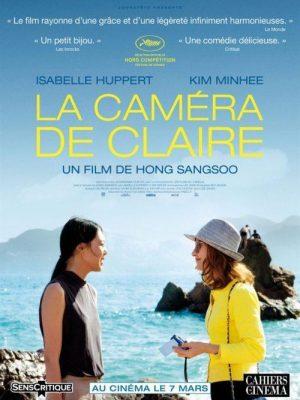 La cámara de Claire (La caméra de Claire)