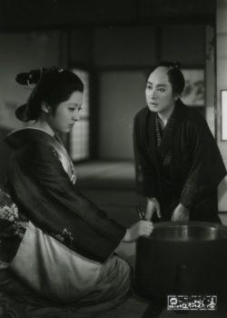 Los amantes crucificados (Chikamatsu monogatari)