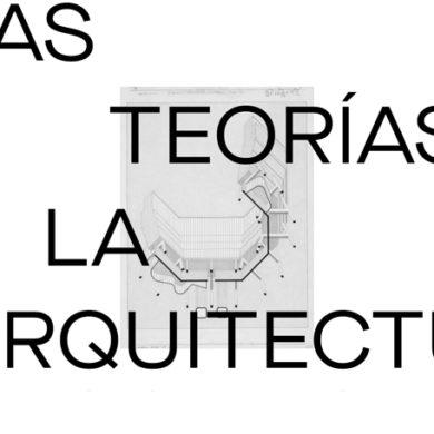 Atlas de Teoría(s) de la Arquitectura