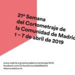21ª Semana del cortometraje de la Comunidad de Madrid