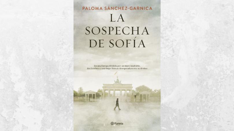 Presentación del libro «La sospecha de Sofía», de Paloma Sánchez-Garnica