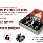 """Presentación del libro """"Las mamás belgas"""", de Sven Tuytens"""