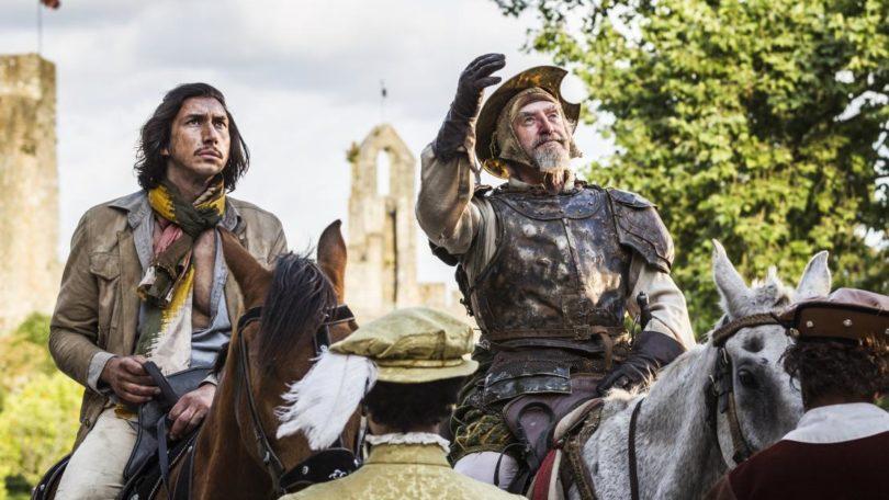 Día del Libro: El hombre que mató a Don Quijote, de Terry Gilliam