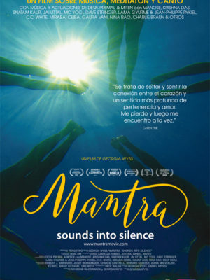 Mantras. Sounds into Silence