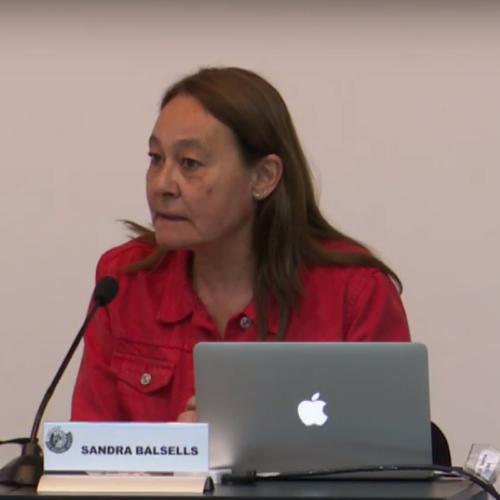 Conversación sobre fotoperiodismo entre Sandra Balsells y Chema Conesa