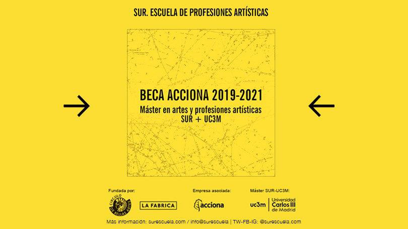 Becas ACCIONA 2019-2021
