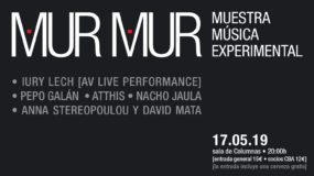 Murmur. Muestra de música experimental