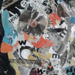 Arte para el disco: Kiko Veneno. Sombrero Roto