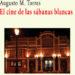 Presentación del libro: El cine de las sábanas blancas, de Augusto M. Torres