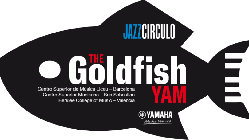 Clausura de Jazz Círculo: Goldfish Yam