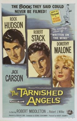 Ángeles sin brillo (The Tarnished Angels)