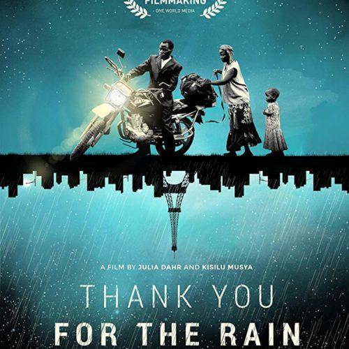Gracias por la lluvia (Thank You For The Rain)