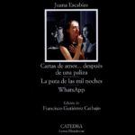 Conversación: El teatro de Juana Escabias