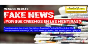 Fake news. ¿Por qué creemos en las mentiras?