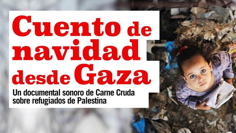 Cuento de navidad desde Gaza