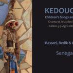 Presentación del CD-libro: Kédougou. Cantos y juegos infantiles