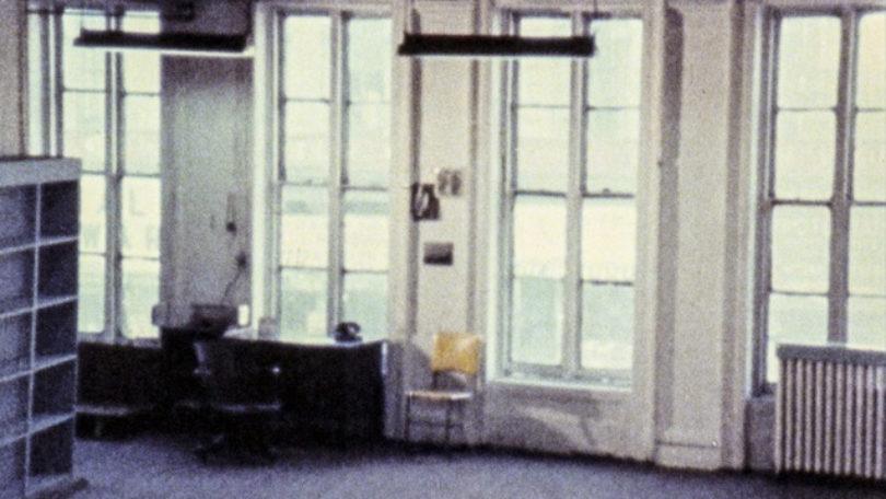 Screening Lav#: Wavelength, de Michael Snow