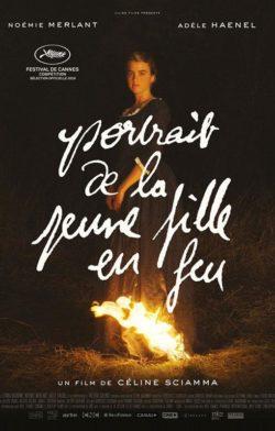 Retrato de una mujer en llamas (Portrait de la jeune fille en flammes)