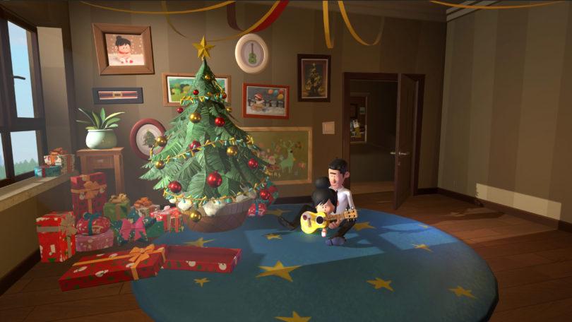 Odisea presenta Navidad VR