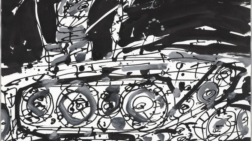 Antonio Saura: Mentira y sueño de Franco