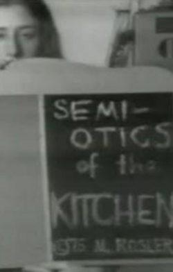 Bola de fuego + Semiotics of the Kitchen