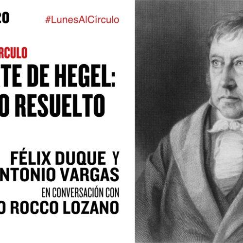 La muerte de Hegel: misterio resuelto