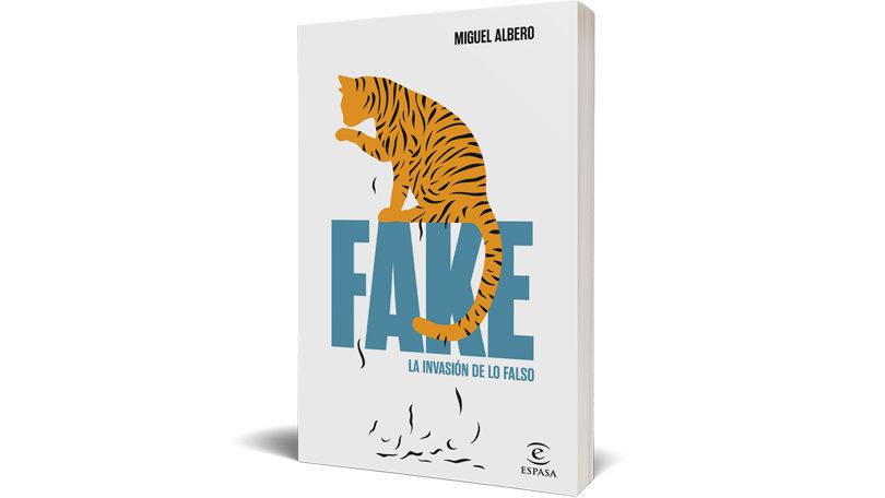 Presentación del libro de Miguel Albero: Fake. La invasión de lo falso
