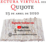 Lectura virtual del Quijote