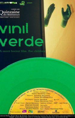 Vinil verde + Electrodoméstica + Friday Night Saturday Morning + Recife frío