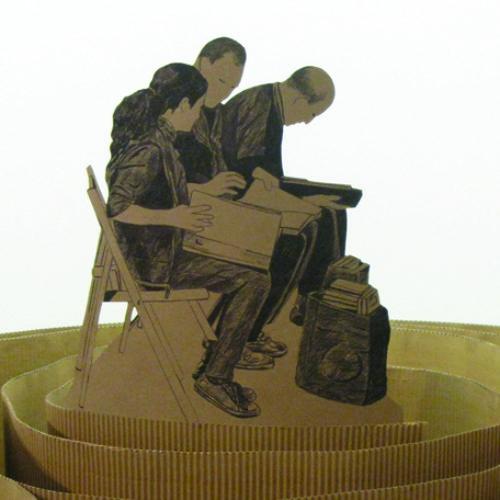 Reapertura de la exposición:  Alfonso Berridi. ¿Qué hacen y quiénes hacen?