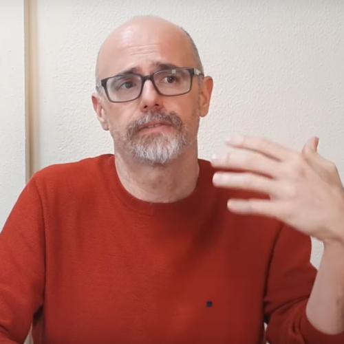 Iván de los Ríos y Valerio Rocco, la filosofía ante la pandemia