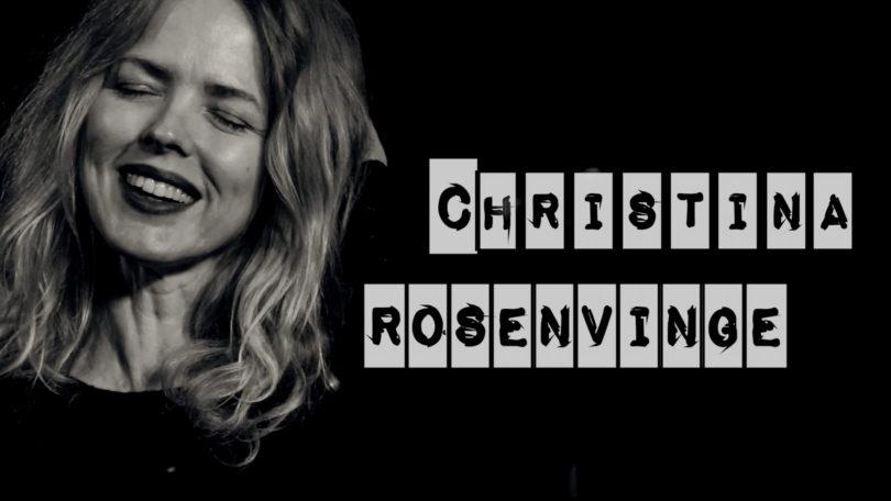 Christina Rosenvinge: Tejiendo de noche #Yomequedoencasa