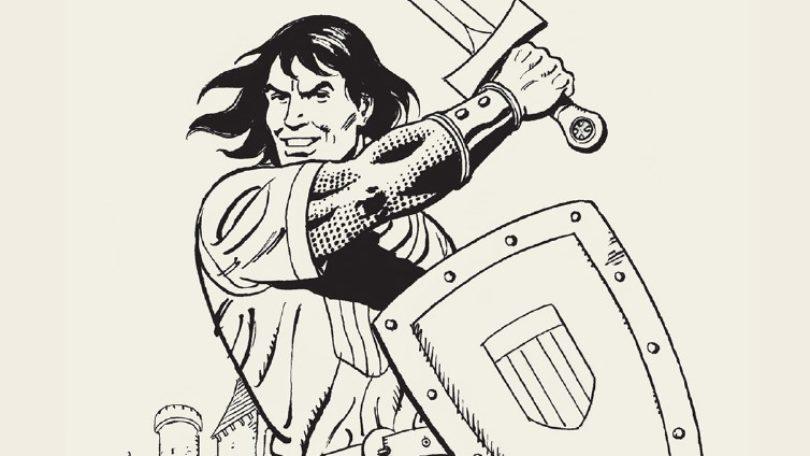 El Capitán Trueno. Tras los pasos del héroe #Yomequedoencasa
