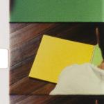 Bobina en color #11, 2019, 3 min, super 8 a 18fps, silente