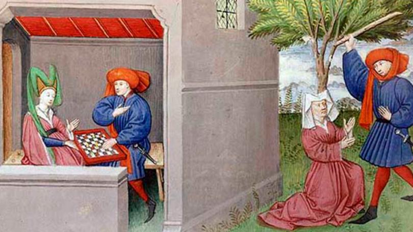 El erotismo (y algo de ajedrez) estrategias frente a la peste en el Decamerón de Boccaccio