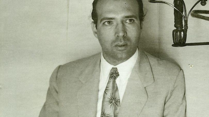"""Del No Mundo"" Juan Eduardo Cirlot. Voces de Minerva"