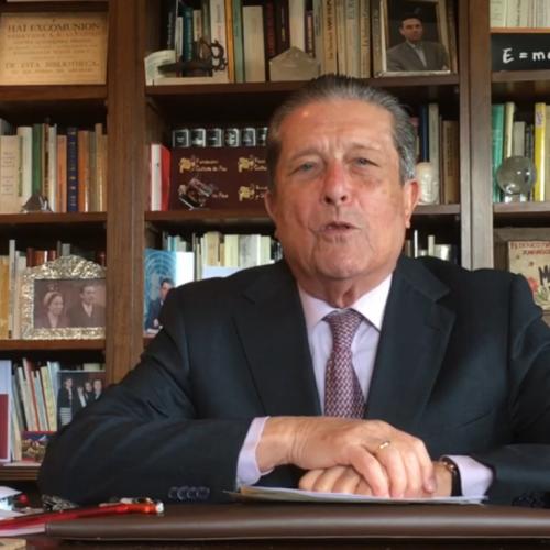 Federico Mayor Zaragoza: «El poder y la palabra en tiempos de COVID19»