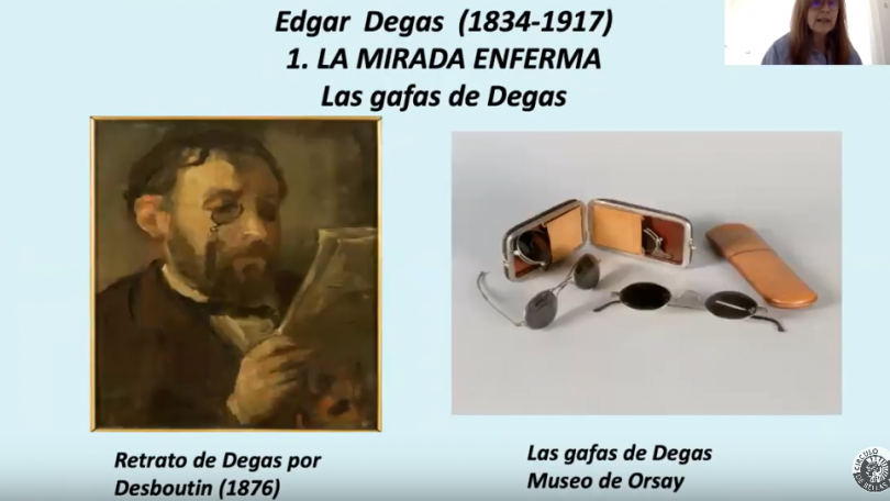 #NOVEDAD# Las miradas de Degas: la mirada enferma