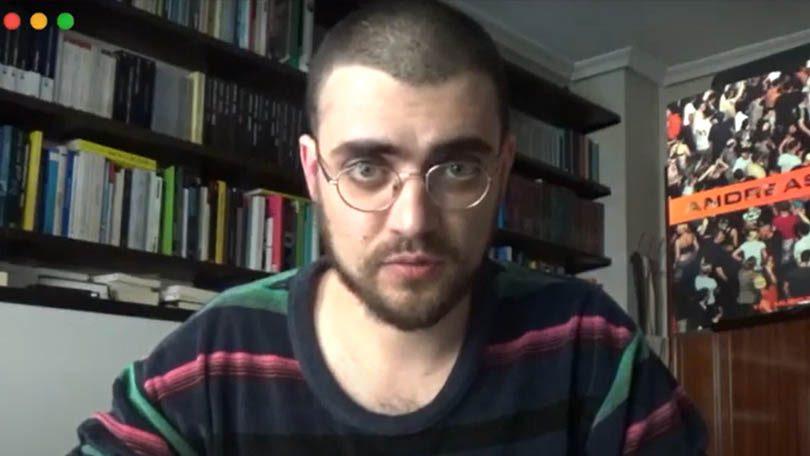 «Aplausología», un diálogo entre Ernesto Castro y Valerio Rocco