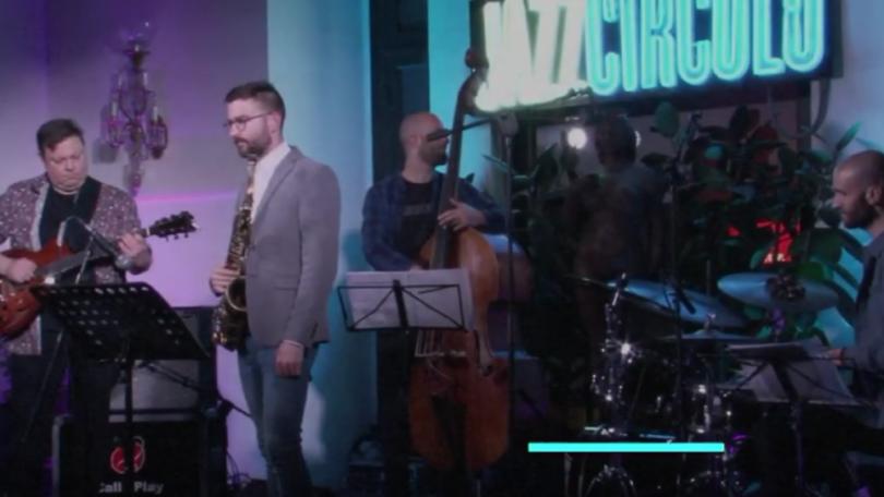 Concierto de Kari Antila Quartet en Jazz Círculo [extracto]
