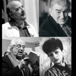 Fernando Quiñones, Rafael Alberti, Ana Rossetti y Antonio Gamoneda. Radio Círculo #ElCírculoenCasa