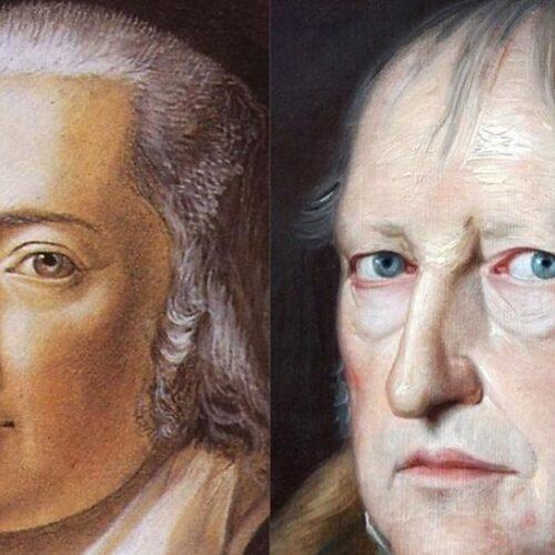 Una amistad estelar: Hegel y Hölderlin 1770-2020: Presentación