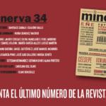 Revista Minerva 34 · Tienda online